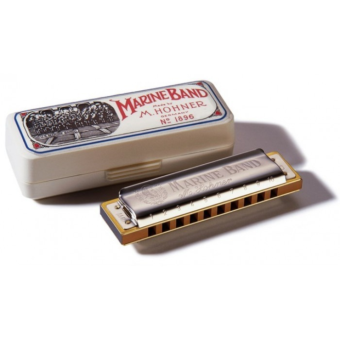 Hohner M1896106 Marine Band Classic A-major губная гармошка
