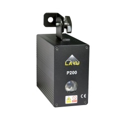 LAYU Lasers P200 Laser Power Series G: 200mW@532nm
