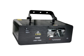 LAYU Lasers P2060 Laser Power G: 60+60mW@532nm