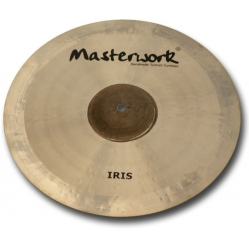 "Masterwork I8MS Тарелка 8"" Medium Splash Iris series"