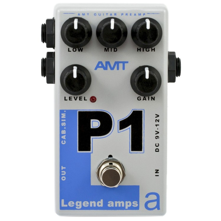 AMT P-1  PV-5150 Emulates Legend amps педаль