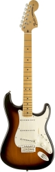 Fender American Special Stratocaster®, Maple Fingerboard, 2-Color Sunburst электрогитара с чехлом
