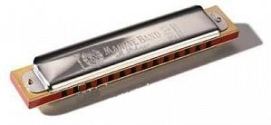 Hohner M36586 Marine Band SBS F-low Губная гармошка