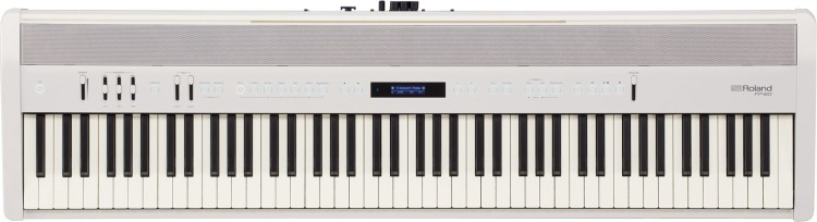 Roland FP-60-WH цифровое фортепиано