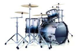 Sonor ASC 11 Stage 1 Set NM 13082 Ascent Барабанная установка. Цвет обечайки: Iridium Diamond