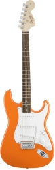 FENDER Squier Affinity Series Stratocaster® Rosewood Fingerboard Competition Orange электрогитара
