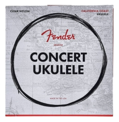 Fender 90C CONCERT UKULELE STRINGS комплект струн для концерт укулеле
