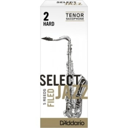 Rico RSF05TSX2H Select Jazz трость для саксофона тенор, размер 2, жесткие (Hard)