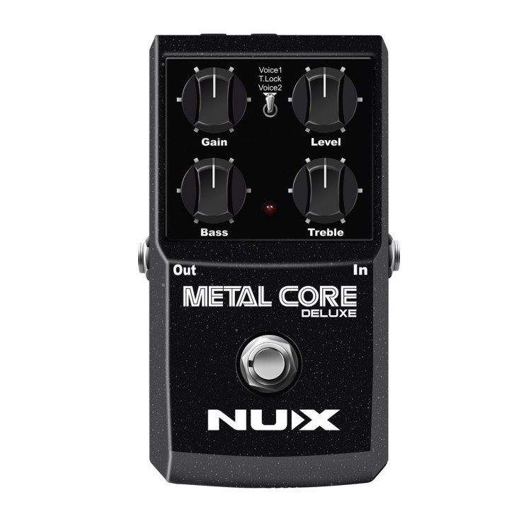 NUX Metal-Core-Deluxe Педаль эффектов