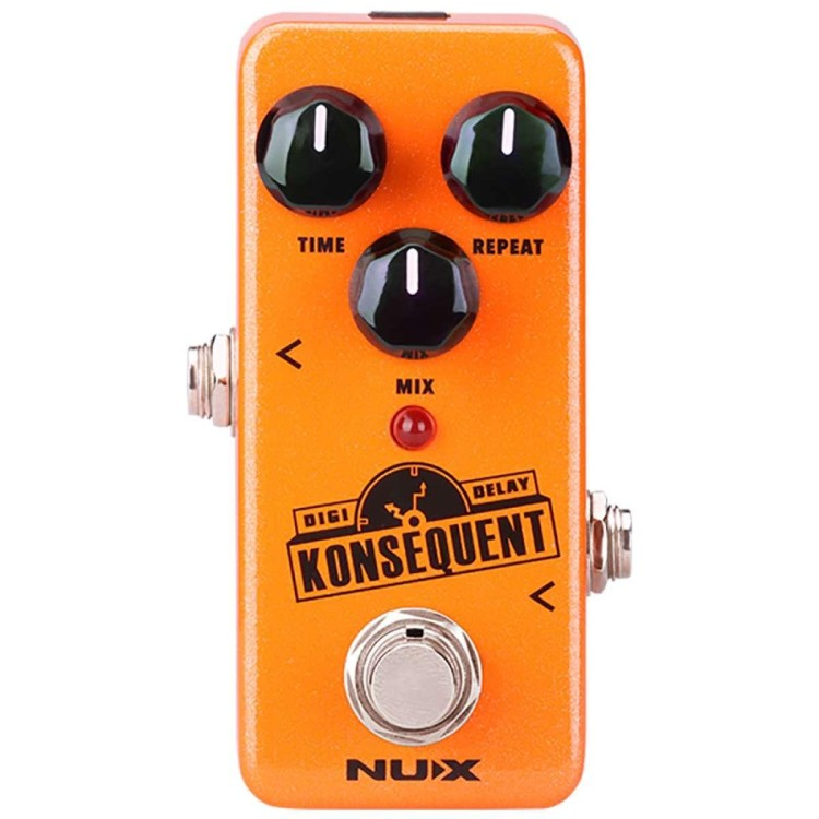 NUX NDD-2 Konsequent Digital Delay Педаль эффекта